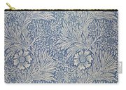 Marigold Wallpaper Design Carry-all Pouch