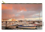 Marina In The Azores Carry-all Pouch