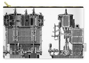 Marine Steam Engine, 1878 Carry-all Pouch