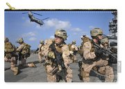 Marines Position Themselves Carry-all Pouch