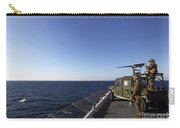 Marines Provide Defense Security Carry-all Pouch