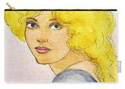 Marion Davies Carry-all Pouch