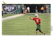 Mark Sanchez Ny Jets Quarterback Carry-all Pouch