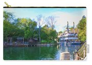 Mark Twain Riverboat At Disneyland Carry-all Pouch