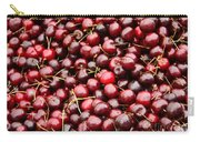 Market Cherries Carry-all Pouch