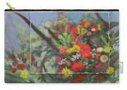 Market Flowers Carry-all Pouch