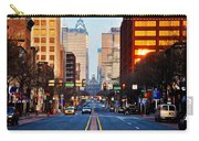 Market Street In The Morning Carry-all Pouch