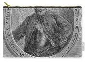 Marquis De Montcalm Carry-all Pouch