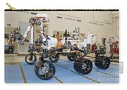Mars Science Laboratory Rover Carry-all Pouch