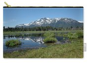 marsh Flowing to Lake Tahoe Carry-all Pouch
