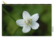 Marsh Grass-of-parnassus Carry-all Pouch