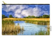 Marshlands On Isle Of Palms Carry-all Pouch