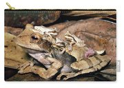 Marsupial Frog Gastrotheca Ovifera Carry-all Pouch