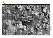 Martian Carbon Dioxide Crystals Carry-all Pouch