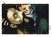 Mary And Jesus Painting At Peace Center Carry-all Pouch