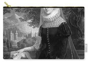 Mary Queen Of Scots Carry-all Pouch by Photo Researchers