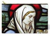 Mary Tears Carry-all Pouch