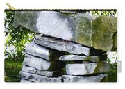 Mary's Inukshuk Carry-all Pouch