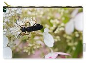 Masarid Wasp Feeding Carry-all Pouch