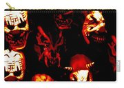 Masks Of Fear Carry-all Pouch