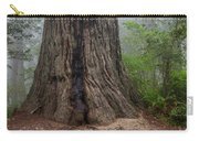 Massive Redwood And Fog Carry-all Pouch