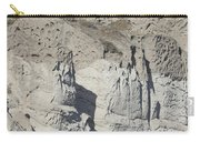 Massive Weathered Tuff Deposits Carry-all Pouch