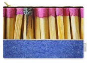 Matchbox Carry-all Pouch by Carlos Caetano