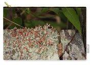 Matchstick Lichen Carry-all Pouch