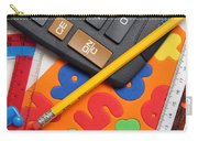 Mathematics Tools Carry-all Pouch