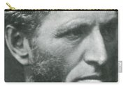 Matthew Arnold Carry-all Pouch