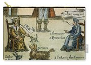 Matthew Hopkins (d. 1647) Carry-all Pouch