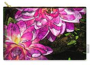 Maui Pink Garden Carry-all Pouch