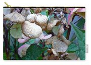 Mauve Hydrangea In Fall  Carry-all Pouch