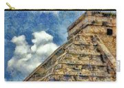 Mayan Mysteries Carry-all Pouch by Jeff Kolker