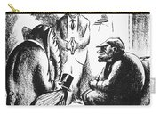Mccarthyism Cartoon, 1951 Carry-all Pouch