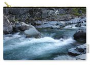 Mcdonald River Glacier National Park - 4 Carry-all Pouch