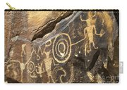 Mckee Ranch Petroglyphs Utah Carry-all Pouch