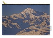 Mckinley Sunset In Panoramic Carry-all Pouch