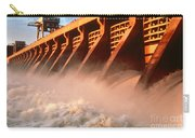 Mcnary Dam Carry-all Pouch by DOE/Science Source