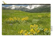Meadow Landscape Carry-all Pouch