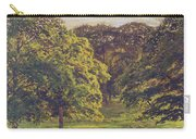 Meadow Scene  Carry-all Pouch by John William Buxton Knight