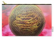 Measles Virus Carry-all Pouch by Russell Kightley
