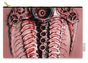 Mech-trilobite 4 In Anaglyph 3d Carry-all Pouch