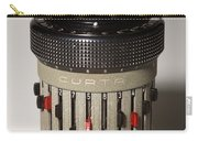 Mechanical Calculator Carry-all Pouch