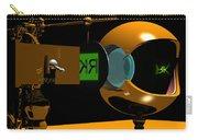 Mechanical Oculist Green Carry-all Pouch