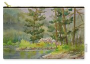 Medicine Lake Jasper Carry-all Pouch