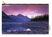 Medicine Lake, Jasper National Park Carry-all Pouch