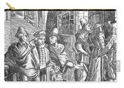 Medieval Prison, 1557 Carry-all Pouch