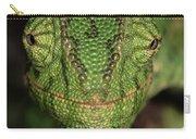 Mediterranean Chameleon Chamaeleo Carry-all Pouch