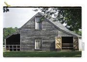 Meeks Stable Carry-all Pouch by Teresa Mucha
